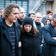 NLD/Drievliet/20130104 - Uitvaart Arend Langeberg, Kees van der Spek en Lisette Knoop