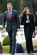 021218 Spanish Royals attends Delivery of the National Innovation and Design Awards 2017