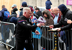 Crystal Palace Assistant Manager Sammy Lee arrives at Turf Moor for the Premier League fixture against Burnley - Mandatory by-line: Robbie Stephenson/JMP - 10/09/2017 - FOOTBALL - Turf Moor - Burnley, England - Burnley v Crystal Palace - Premier League