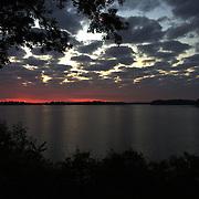 Sunrise on Lake Minnetonka