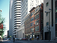 Queen City Square Cincinnati Ohio