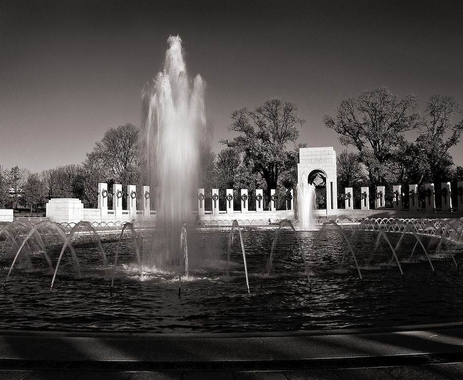 WWII Memorial- Washington DC