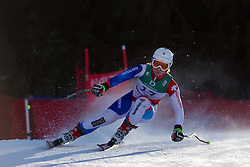 10.02.2011, Kandahar, Garmisch Partenkirchen, GER, FIS Alpin Ski WM 2011, GAP, Damen Abfahrtstraining, im Bild Fabienne Suter (SUI) whilst competing in the women's downhill training run on the Kandahar race piste at the 2011 Alpine skiing World Championships, EXPA Pictures © 2011, PhotoCredit: EXPA/ M. Gunn