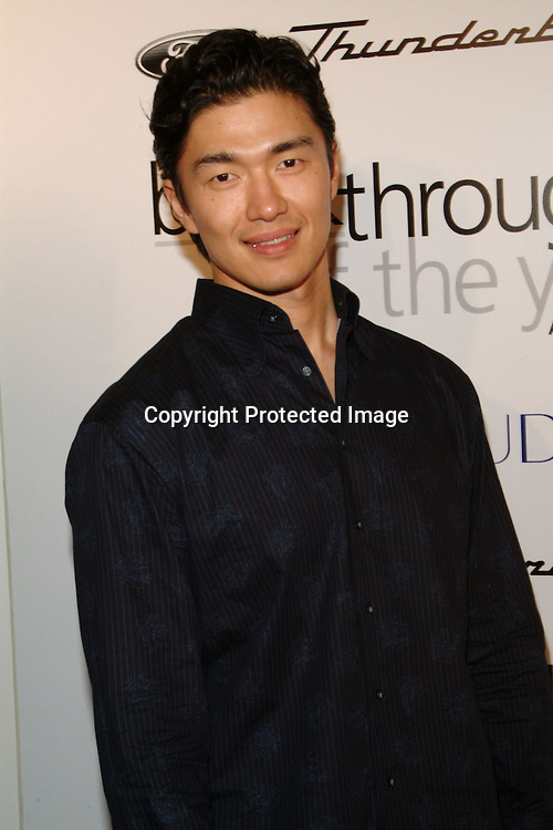 Rick Yune<br />