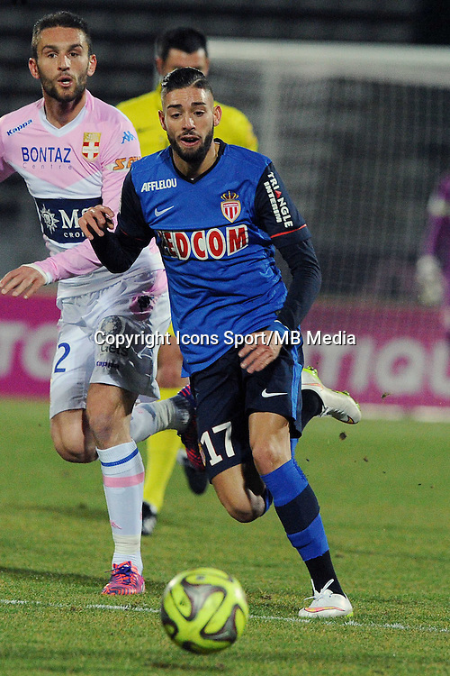 Yannick FERREIRA CARRASCO  - 07.03.2015 -  Evian Thonon / Monaco -  28eme journee de Ligue 1 <br />Photo : Jean Paul Thomas / Icon Sport