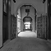 Passageway To Courtyard, Old Town, Verona
