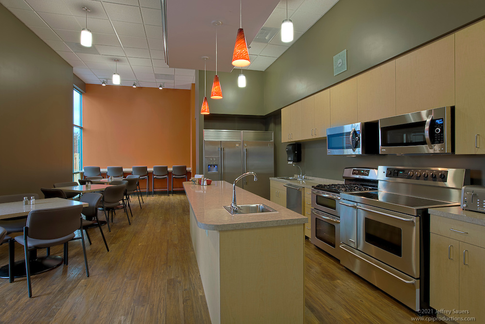 Corporate Office Interior Photo Of The Kitchen At Mars Company Headquarters Architectural