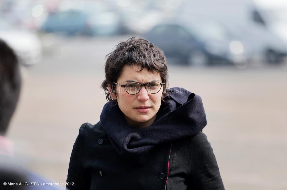"""Astrid TONNELIER - tournage scène libre """"Les Philosophes"""" de Guihem AMESLAND - emergence 2012"""