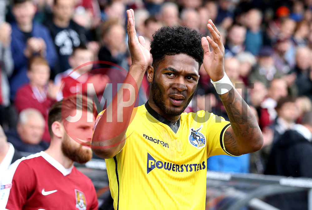 Ellis Harrison of Bristol Rovers - Mandatory by-line: Robbie Stephenson/JMP - 01/10/2016 - FOOTBALL - Sixfields Stadium - Northampton, England - Northampton Town v Bristol Rovers - Sky Bet League One