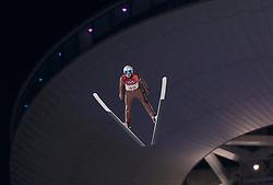 16.02.2018, Alpensia Ski Jumping Centre, Pyeongchang, KOR, PyeongChang 2018, Skisprung, Herren, Großschanze, im Bild Dawid Kubacki (POL) // Dawid Kubacki of Poland during the men's large hill individual skijumping of the Pyeongchang 2018 Winter Olympic Games at the Alpensia Ski Jumping Centre in Pyeongchang, South Korea on 2018/02/16. EXPA Pictures © 2018, PhotoCredit: EXPA/ Johann Groder