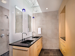 Ben Ames Architect Catherine Hailey interior designer Master Bathroom