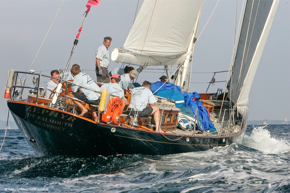Zephyr Of Falmouth,  Voilier,  classique, Tradition