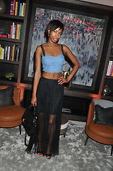 TOLULA ADEYEMI at the Shopbop.com at Home event held at Neo Bankside, London on 15th September 2012.