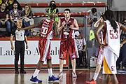 DESCRIZIONE : Campionato 2014/15 Virtus Acea Roma - Giorgio Tesi Group Pistoia<br /> GIOCATORE : Tony Easley Valerio Amoroso<br /> CATEGORIA : Fair Play Controcampo<br /> SQUADRA : Giorgio Tesi Group Pistoia<br /> EVENTO : LegaBasket Serie A Beko 2014/2015<br /> GARA : Dinamo Banco di Sardegna Sassari - Giorgio Tesi Group Pistoia<br /> DATA : 22/03/2015<br /> SPORT : Pallacanestro <br /> AUTORE : Agenzia Ciamillo-Castoria/GiulioCiamillo<br /> Predefinita :
