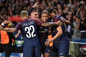 FOOTBALL - UEFA CHAMPIONS LEAGUE - PARIS SG v BAYERN MUNICH 270917