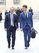 Andrew Marr Show arrivals <br /> at BBC Broadcasting House, London, Great Britain <br /> 17th July 2016 <br /> <br /> <br /> Owen Smith <br /> <br /> <br /> <br /> <br /> Photograph by Elliott Franks <br /> Image licensed to Elliott Franks Photography Services