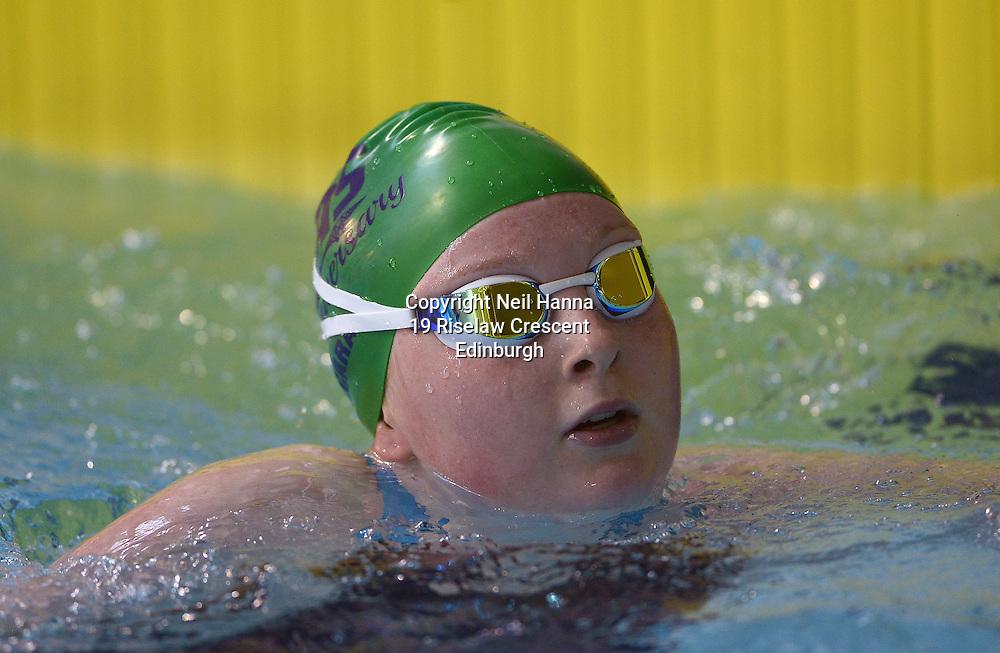 British Para-Swimming International Meet 2016, Tollcross Swimming Centre, Glasgow.<br /> <br /> Event 201 Womens MC 100m Backstroke <br /> <br /> Cara Smyth<br /> <br />  Neil Hanna Photography<br /> www.neilhannaphotography.co.uk<br /> 07702 246823