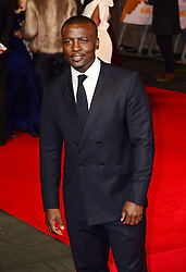 Tony Kgoroge attends The Royal Film Performance of Mandela Loing Walk To Freedom Film Premiere at Odeon Leicester Square, London, United Kingdom. Thursday, 5th December 2013. Picture by Nils Jorgensen / i-Images