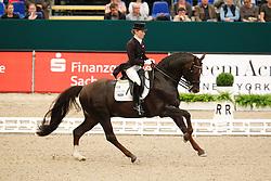 Langehanenberg Helen (GER) - Damon Hill NRW<br /> Reem Acra FEI World Cup Final Dressage 2011<br /> © Hippo Foto - Leanjo de Koster