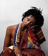 Sandra Izsadore - Fela Kuti Wives