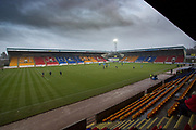 30th December 2017, McDiarmid Park, Perth, Scotland; Scottish Premiership football, St Johnstone versus Dundee; General view of McDiarmid Park, home of St Johnstone