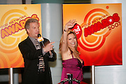 Ingrid Hoffman (right), is interviewed by Mark Summers before the First Food Network Awards Show live to tape performance was held at the Jackie Gleason Theater  of the Performing Arts, in Miami, FL on  Feb 23, 2007.  (Photo/Lance Cheung) <br /> <br /> PHOTO COPYRIGHT 2007 LANCE CHEUNG<br /> This photograph is NOT within the public domain.<br /> This photograph is not to be downloaded, stored, manipulated, printed or distributed with out the written permission from the photographer. <br /> This photograph is protected under domestic and international laws.