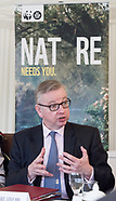 Michael Gove at WWF Parliamentary briefing