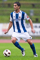 05.08.2010, Dolomitenstadion, Lienz, AUT, Friendly Match, Real Sociedad vs AEL Limassol, im Bild Markel Bergara Larrañaga ( Real Sociedad, #5 ). EXPA Pictures © 2010, PhotoCredit: EXPA/ J. Groder / SPORTIDA PHOTO AGENCY