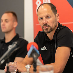 20200623: SLO, Football - Press conference before the final of Slovenian Cup