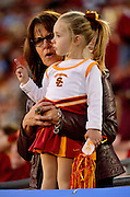 A Friendly Gesture to UCLA. <br />