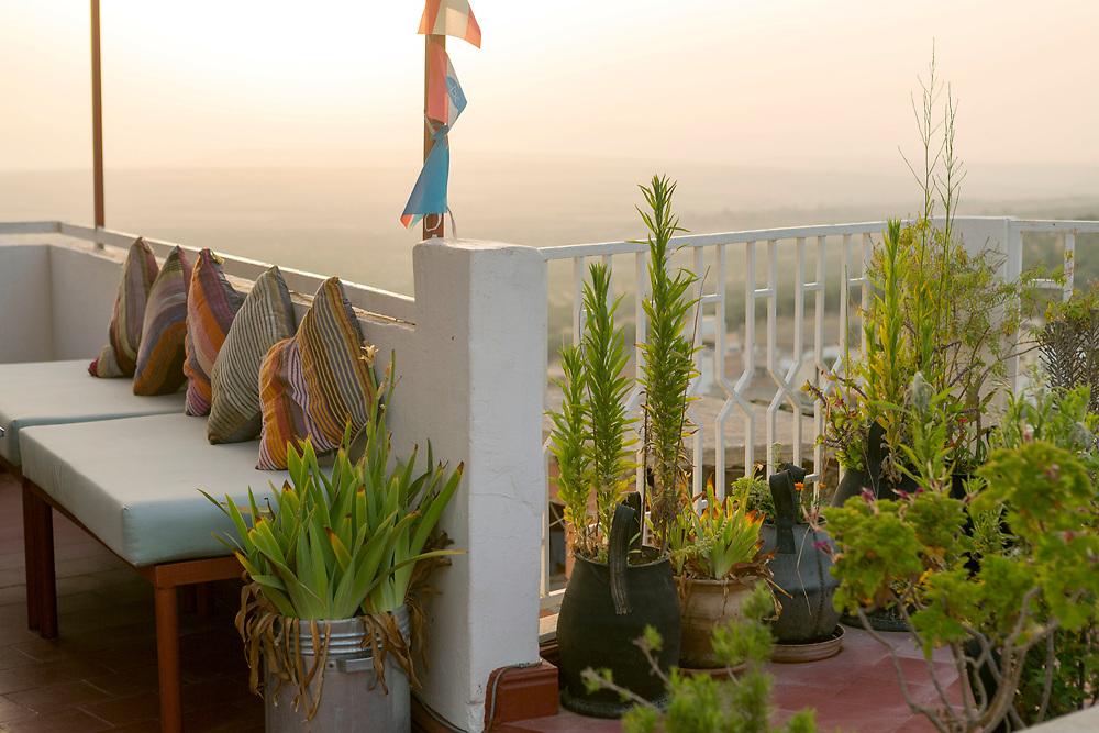 Dar Zerhoune Guesthouse, Moulay Idriss Zerhoun, Middle Atlas, Morocco, 2015-07-17.