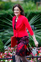 © Licensed to London News Pictures. 09/06/2015. Westminster, UK. Northern Ireland Secretary THERESA VILLIERS attending to a cabinet meeting in Downing Street on Tuesday, 9 June 2015. Photo credit: Tolga Akmen/LNP