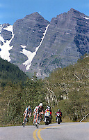 1987 Coors Classic, Aspen Road Race.