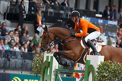 Dubbeldam Jeroen, (NED), SFN Zenith NOP<br /> Furusiyya FEI Nations Cup™ presented by Longines<br /> CHIO Rotterdam 2015<br /> © Hippo Foto - Dirk Caremans<br /> 19/06/15