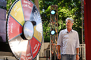 Photos of celebrity chef Anthony Bourdain at The Great GoogaMooga festival at Prospect Park in Brooklyn, NY. May 19, 2012. Copyright © 2012 Matthew Eisman. All Rights Reserved.