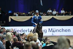 Ahlmann Christian, (GER), Codex One<br /> DKB-Riders Tour<br /> Grand Prix Kreditbank Jumping München 2015<br /> © Hippo Foto - Stefan Lafrentz