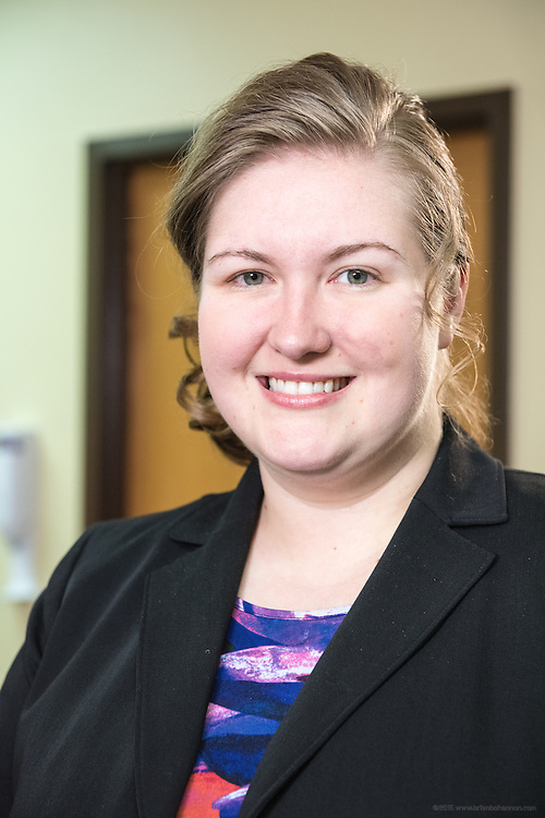 Dr. Paige Quintero, a specialist in bariatric and general surgery, photographed Tuesday, May 12, 2015 at Baptist Health in Paducah, Ky. (Photo by Brian Bohannon/Videobred for Baptist Health)