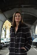 Inka Isabel Schneider ist eine deutsche Journalistin und Moderatorin. Hamburg. 07.11.19  Fotos Mauricio Bustamante