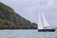 Beneteau Oceanis 48 off Wicklow, Ireland