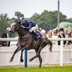 Winter (R. Moore) wins The Coronation Stakes Gr.1, Royal Ascot 23/06/2017, photo: Zuzanna Lupa / Racingfotos.com