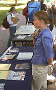 Volunteer Fair photos by Kate Schneider