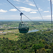 Kuranda Tour in Cairns surroundings. Kuranda is a village in the rainforest.