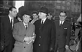 1964 - Michael MacLiammóir, Variety Club luncheon.  C446.