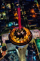 Pinnacle of Stratosphere Tower