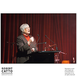 Marion Hobbs at the Film Wellington 10th Anniversary Celebration at the Front Room, Wellington, New Zealand.<br />