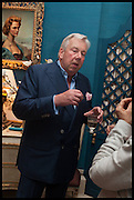 DAVID KER, Nicky Haslam hosts a party to launch a book by  Maureen Footer 'George Stacey and the Creation of American Chic' . With a foreword by Mario Buatta. Kensington. London. 11 June 2014