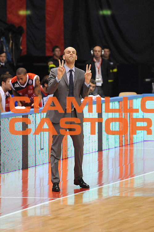DESCRIZIONE : Biella Lega A 2010-11 Angelico Biella Armani Jeans Milano<br /> GIOCATORE : Massimo Cancellieri<br /> SQUADRA : Angelico Biella<br /> EVENTO : Campionato Lega A 2010-2011 <br /> GARA : Angelico Biella Armani Jeans Milano<br /> DATA : 31/10/2010<br /> CATEGORIA : Ritratto<br /> SPORT : Pallacanestro <br /> AUTORE : Agenzia Ciamillo-Castoria/ L.Goria<br /> Galleria : Lega Basket A 2010-2011  <br /> Fotonotizia : Biella Lega A 2010-11 Angelico Biella Armani Jeans Milano<br /> Predefinita :