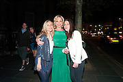 HEIDI RANGE; TAMZIN OUTHWAITE, PARTY AFTER THE OPENING OF SWEET CHARITY.  National Portrait Gallery cafe. London. 4 May 2010.  *** Local Caption *** -DO NOT ARCHIVE-© Copyright Photograph by Dafydd Jones. 248 Clapham Rd. London SW9 0PZ. Tel 0207 820 0771. www.dafjones.com.<br /> HEIDI RANGE; TAMZIN OUTHWAITE, PARTY AFTER THE OPENING OF SWEET CHARITY.  National Portrait Gallery cafe. London. 4 May 2010.