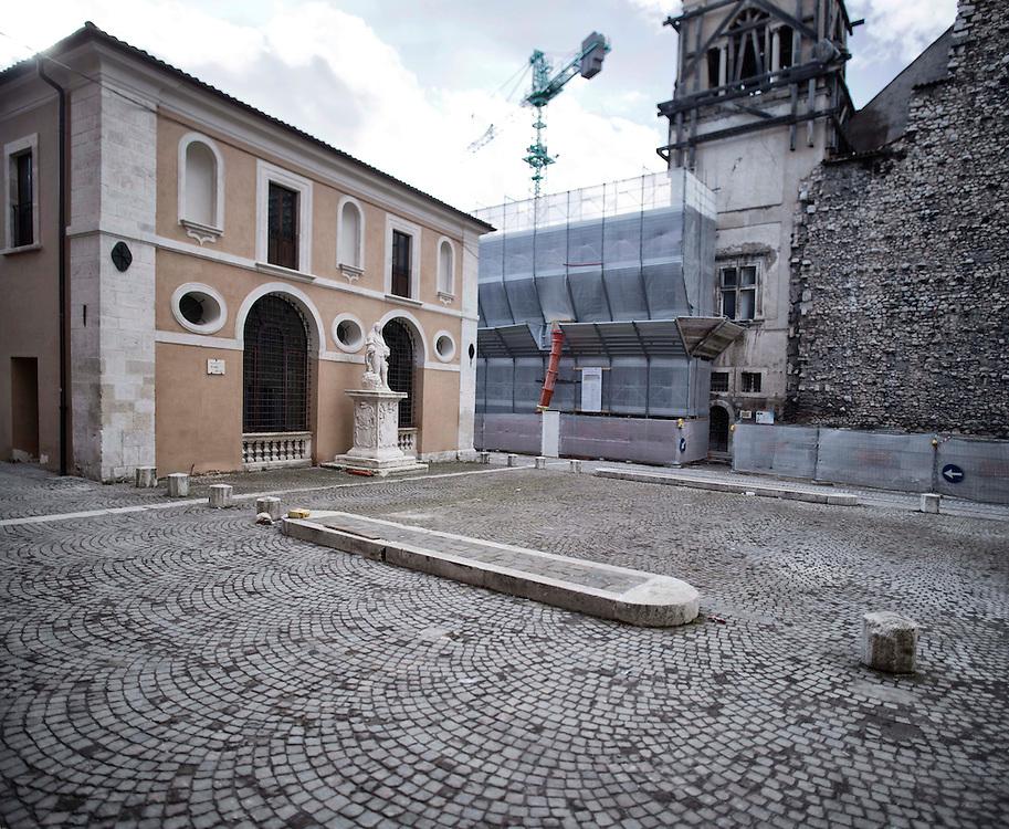 Palazzetto dei Nobili a L'Aquila<br /> <br /> Palazzetto dei Nobili f the L'Aquila