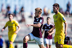 Filip Jankkovic of NK Triglav during football match between NK Triglav and NK Domzale in 9th Round of Prva liga Telekom Slovenije 2019/20, on September 15, 2019 in Sport park Kranj, Kranj, Slovenia. Photo by Grega Valancic / Sportida